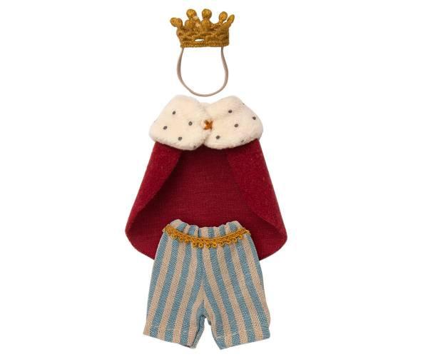 MAILEG King Kleidung für Maus