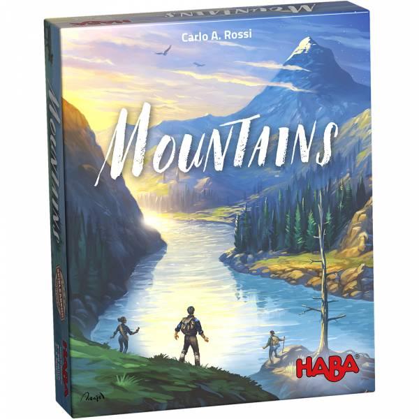 HABA Spiel Mountains