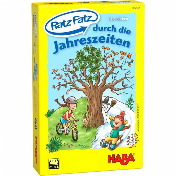 HABA Ratz Fatz durch die Jahreszeiten