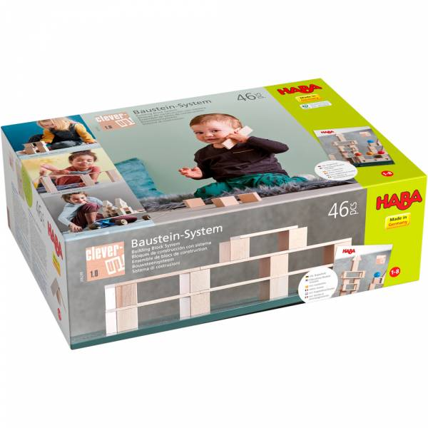 HABA Baustein-System Clever-Up! 1.0