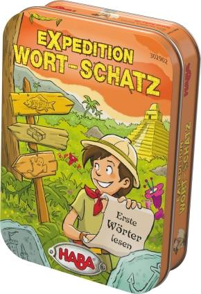 Expedition Wort-Schatz