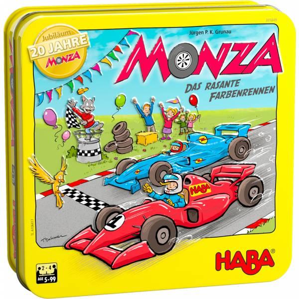 HABA Monza Jubiläumsausgabe 20 Jahre in der Dose