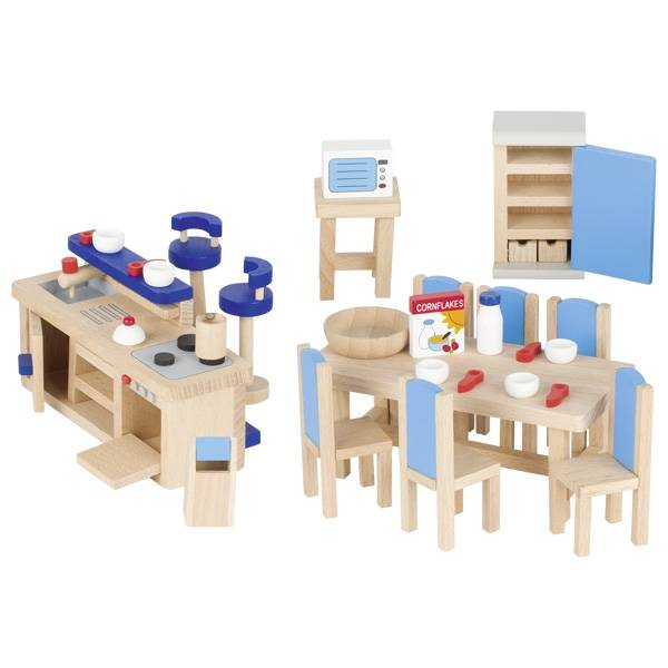 GOKI Küchenmöbel Puppenstube