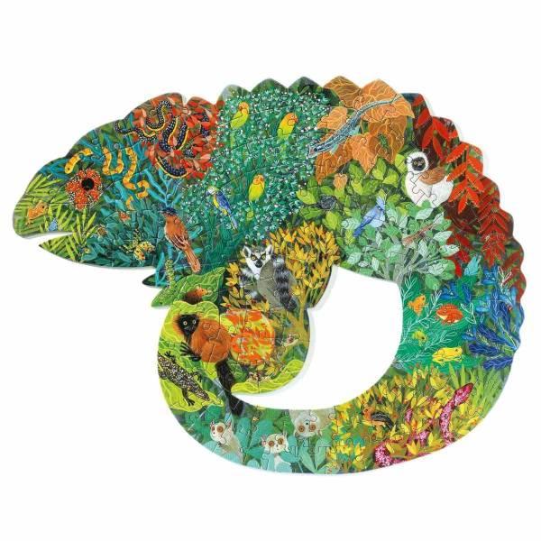 DJECO Puzz'Art: Chameleon - 150 Stk.