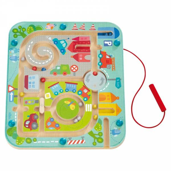 HABA Magnetspiel Stadtlabyrinth
