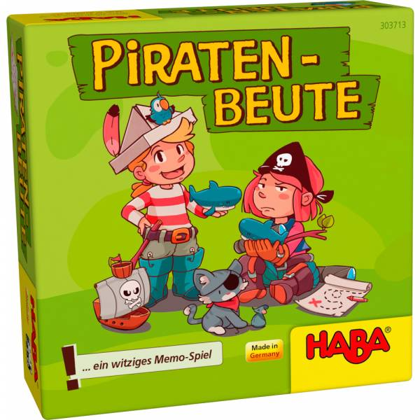Piraten Beute