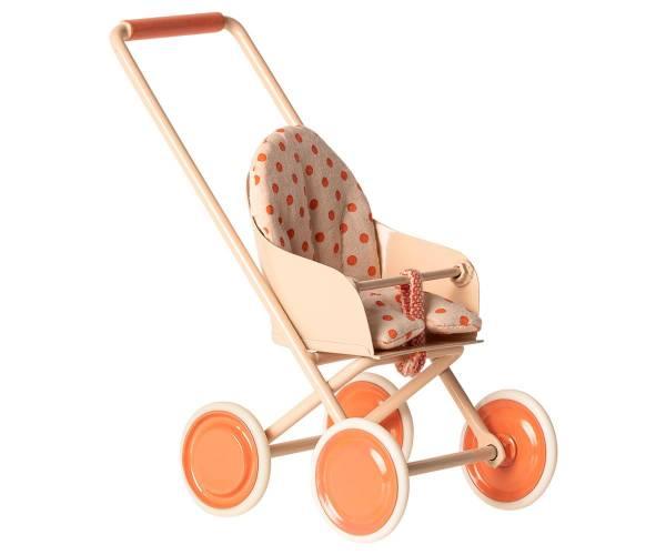 Kinderwagen (micro), coralle-hell