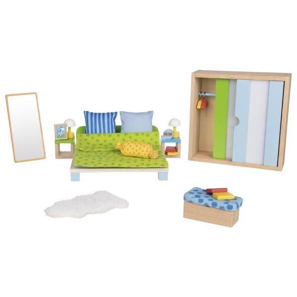 GOKI Schlafzimmer Puppenstube