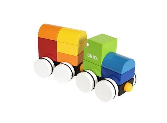 Holz Magnet Zug