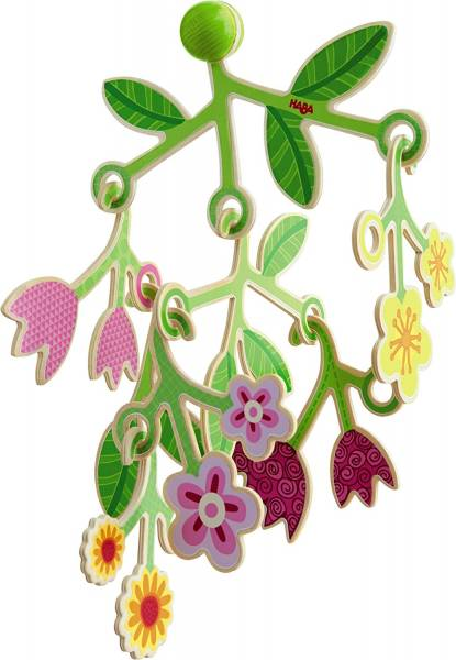 HABA Holz-Mobile Blumengarten