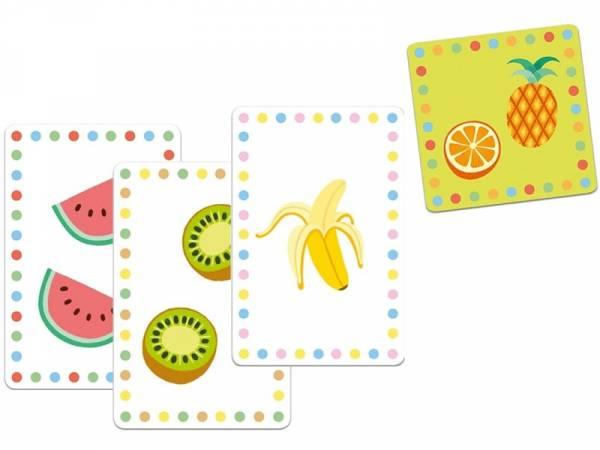 DJECO Kartenspiel Smoothies
