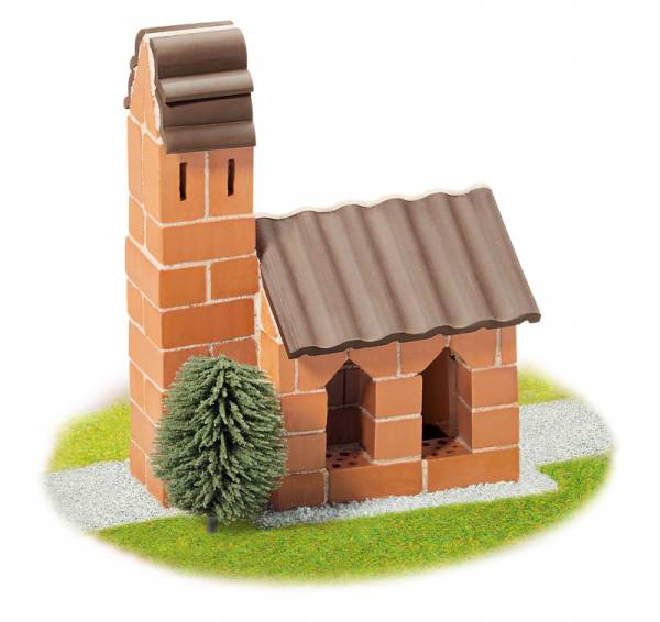 Teifoc 4050 Kirche (75 Teile)