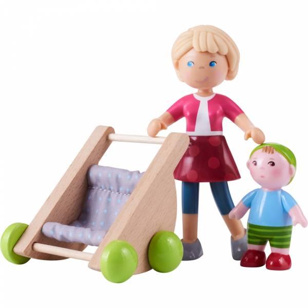 HABA Little Friends – Mama Melanie und Baby Kilian