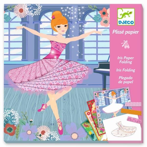 DJECO Papierkunst: Tänzerinnen