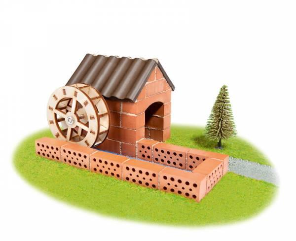 Bausatz Wassermühle