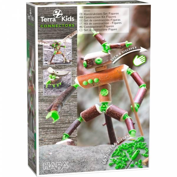 HABA Terra Kids Connectors – Konstruktions-Set Technik