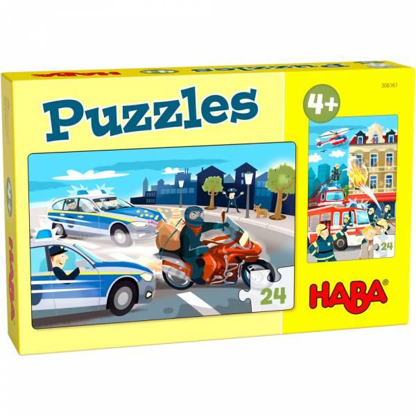 HABA Puzzles Im Einsatz