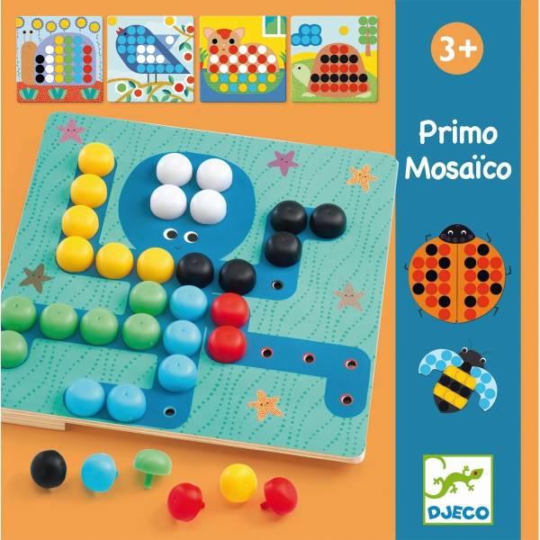 Lernspiele: Primo Mosaïco