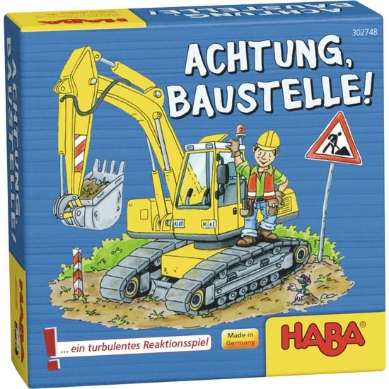 HABA Achtung, Baustelle!
