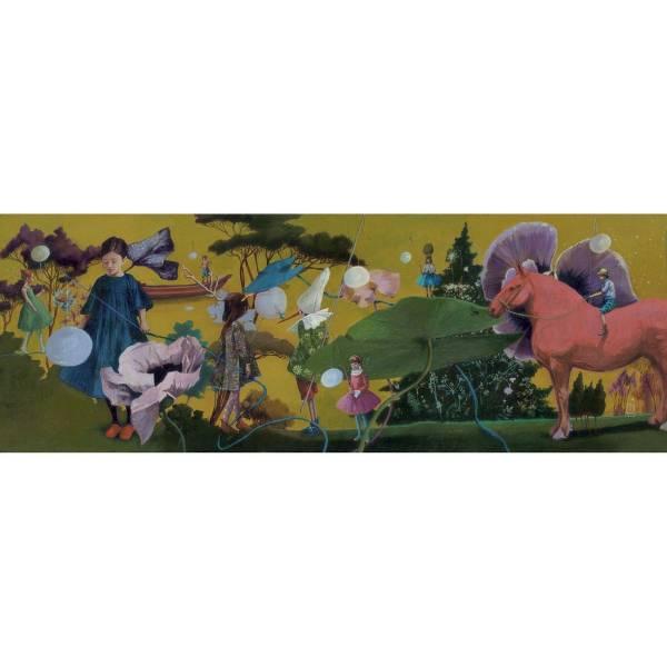 DJECO Puzzle Gallerie: In den Träumen- 1000 Teile