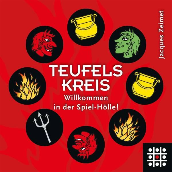 STEFFEN SPIELE Teufelskreis (Gedächtnis & Co)