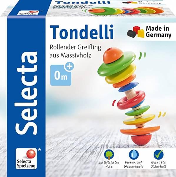 Tondelli, rollender Greifling