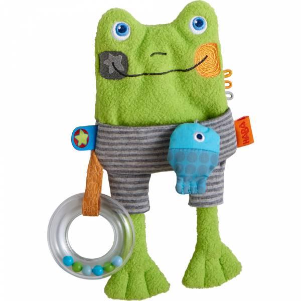 HABA Buggy-Spielfigur Grüner Hüpfer
