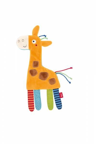 SIGIKID Knistertuch Giraffe