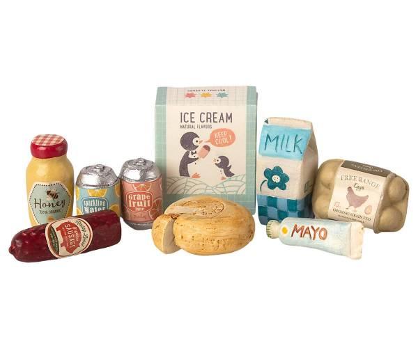 MAILEG Miniatur-Lebensmittel-Box