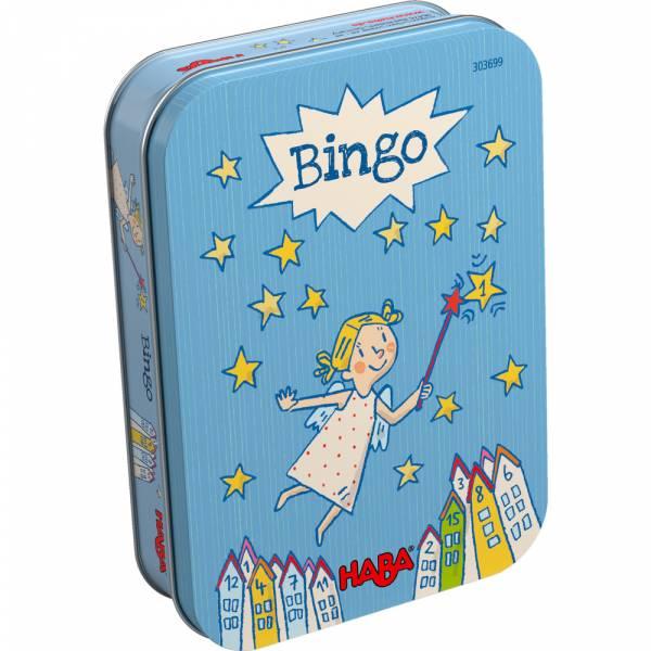 HABA Bingo Büchsenspiel
