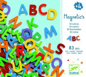 Magnetspiel 83 Buchstaben