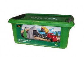 Euro Value Pack: BRIO Bahn Minen Set mit Batterielok