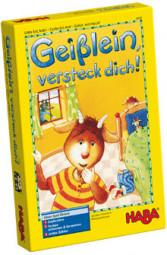 Geißlein, versteck dich!