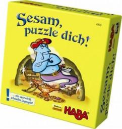 Sesam, puzzle dich!