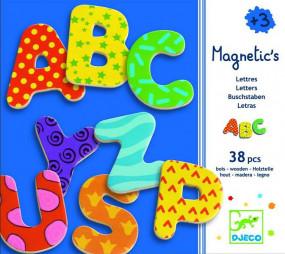 Magnetspiel 38 Großbuchstaben