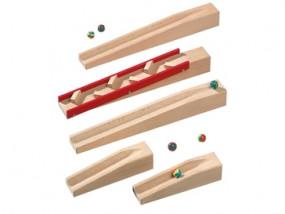 Zusatzpackung/Kugelbahn - schiefe Ebene