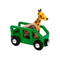 Giraffenwagen
