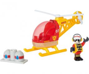 Feuerwehr-Hubschrauber