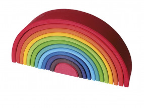 Großer Regenbogen, 12-teilig, bunt