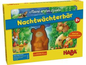 Meine ersten Spiele: Nachtwächterbär